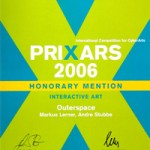 prixars honorary mention outerspace 150x150 About